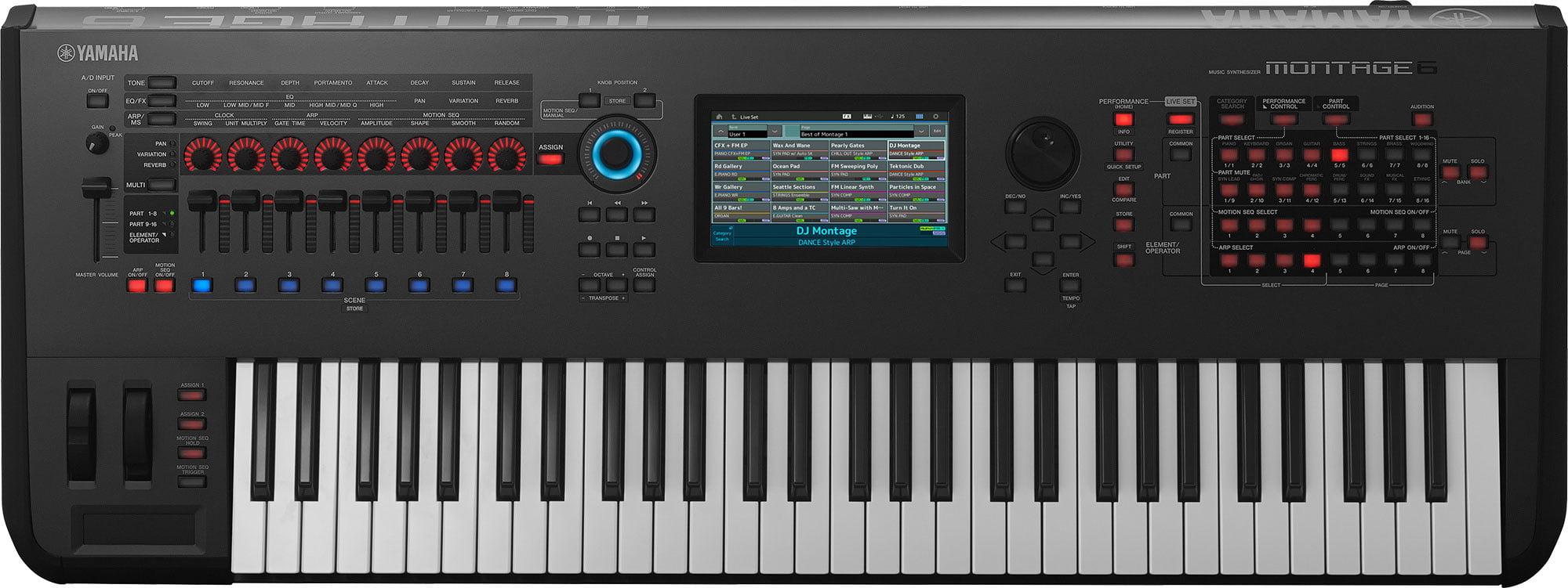 Yamaha Montage 7